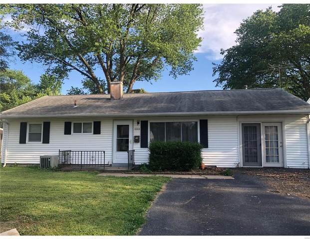 4004 Shirley Drive, Belleville, IL 62226 (#21033379) :: Fusion Realty, LLC