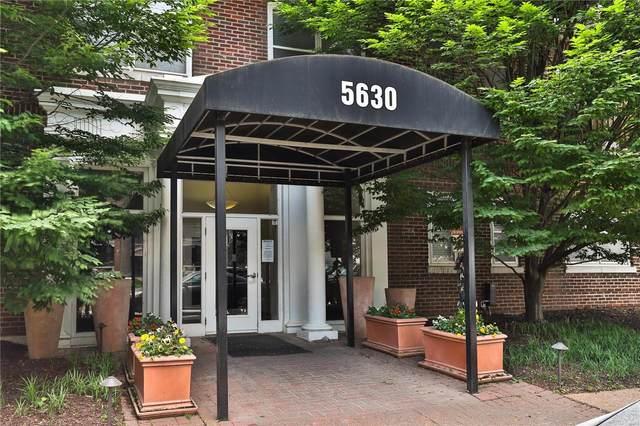 5630 Pershing Avenue #47, St Louis, MO 63112 (#21034110) :: Jenna Davis Homes LLC
