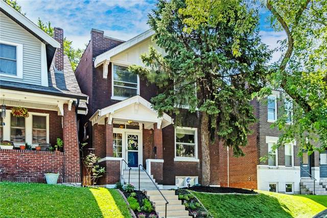 3522 Giles Avenue, St Louis, MO 63116 (#21034571) :: Parson Realty Group