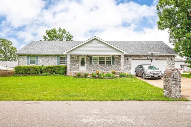 19806 Sugar Lane, Waynesville, MO 65583 (#21035427) :: Parson Realty Group