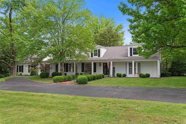 12361 Conway Road, St Louis, MO 63141 (#21037666) :: Clarity Street Realty