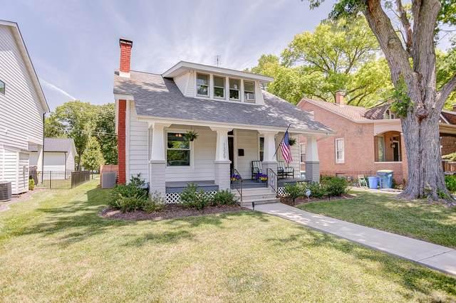 1329 Saint Louis, Edwardsville, IL 62025 (#21037679) :: Parson Realty Group