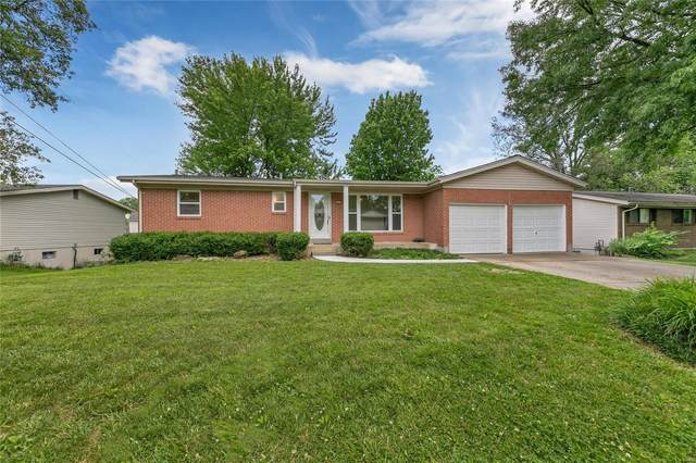 3924 Opal Drive, Saint Charles, MO 63304 (#21037752) :: St. Louis Finest Homes Realty Group