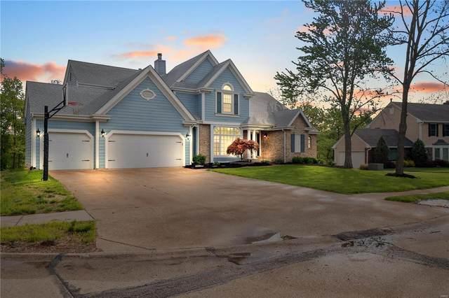 412 Morning Oaks Court, Ellisville, MO 63021 (#21037793) :: The Becky O'Neill Power Home Selling Team