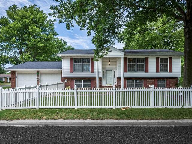 208 W 5th Street, Saint Jacob, IL 62281 (#21038197) :: Fusion Realty, LLC