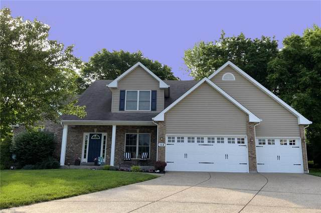 112 Mason Grove Court, Saint Charles, MO 63304 (#21038238) :: St. Louis Finest Homes Realty Group
