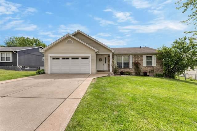2512 Amarillo, O'Fallon, MO 63368 (#21038794) :: The Becky O'Neill Power Home Selling Team