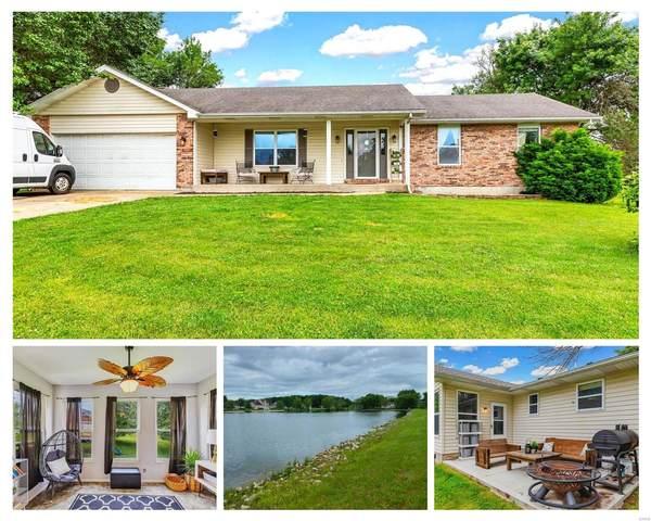 468 Villa Duschene Drive, Warrenton, MO 63383 (#21039223) :: Jeremy Schneider Real Estate