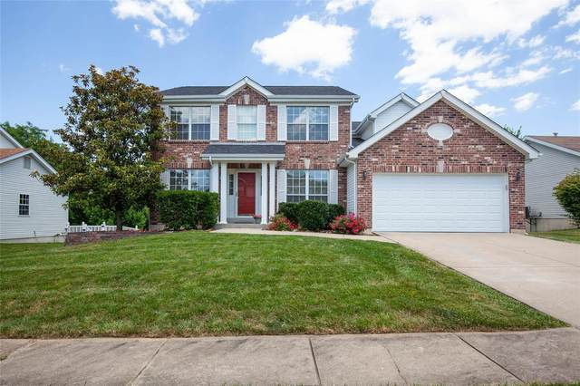 8 Clydesdale Ranch, Saint Peters, MO 63376 (#21041237) :: Kelly Hager Group | TdD Premier Real Estate