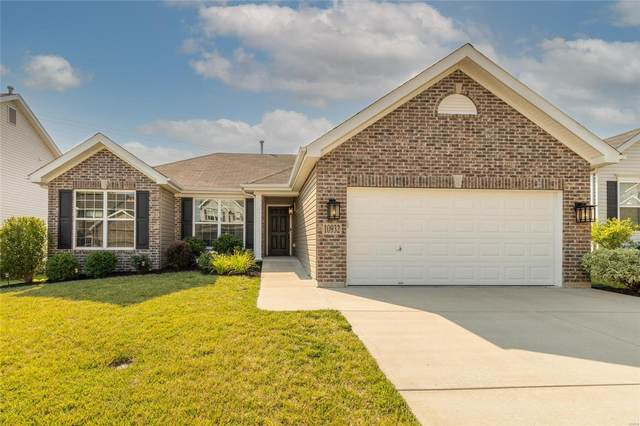 10932 Clydesdale Manors Court, St Louis, MO 63123 (#21041379) :: Parson Realty Group