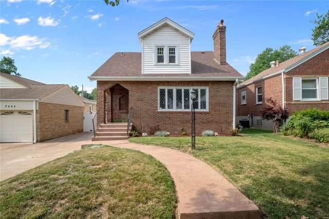 7448 Hillsdale Drive, St Louis, MO 63121 (#21041402) :: Jeremy Schneider Real Estate