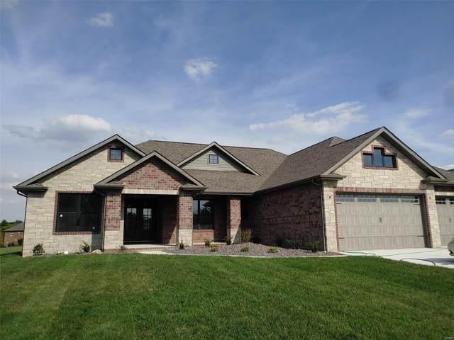 3920 Stone Hollow Lane, Edwardsville, IL 62025 (#21044669) :: Realty Executives, Fort Leonard Wood LLC