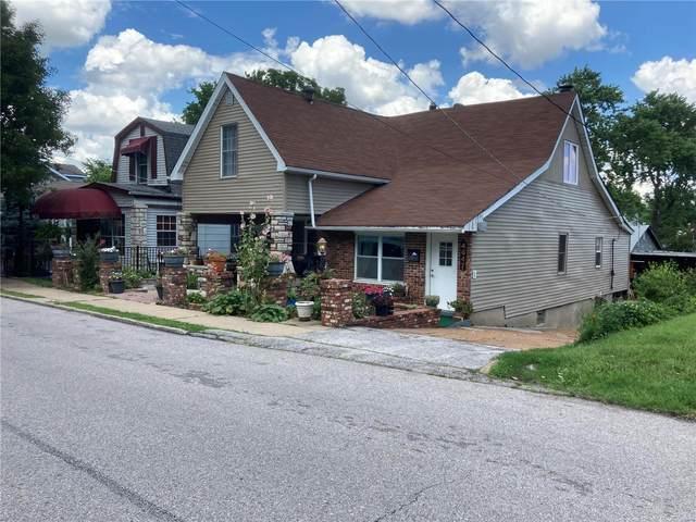 4647 Heidelburg Avenue, St Louis, MO 63123 (#21045609) :: Parson Realty Group