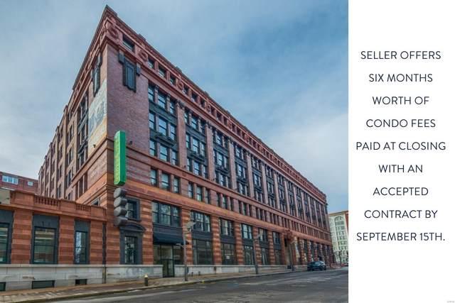 1520 Washington Avenue #213, St Louis, MO 63103 (#21045630) :: Clarity Street Realty