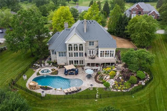 115 Club Creek Court, Saint Albans, MO 63073 (#21045910) :: Kelly Hager Group   TdD Premier Real Estate