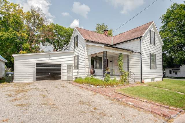 507 South, New Athens, IL 62264 (#21047312) :: Fusion Realty, LLC