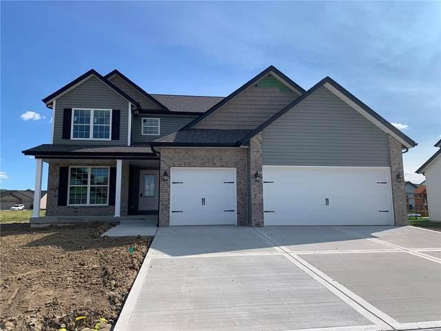 3452 Dakota Drive, Shiloh, IL 62221 (#21047856) :: Parson Realty Group