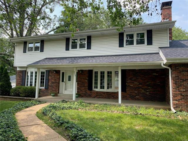5289 Bryncastle, St Louis, MO 63128 (#21049072) :: Kelly Hager Group   TdD Premier Real Estate