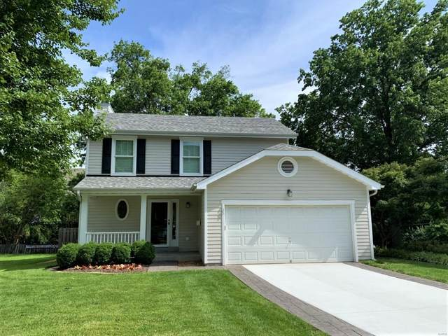 143 E Clinton Place, St Louis, MO 63122 (#21049239) :: Clarity Street Realty
