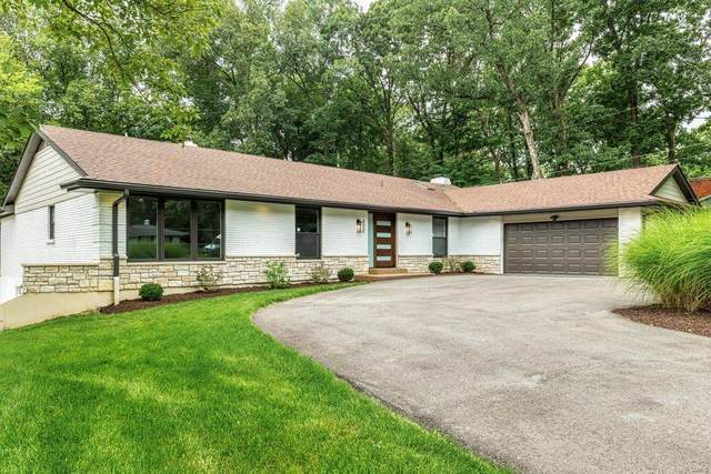 822 Marco Drive, Kirkwood, MO 63122 (#21050795) :: Reconnect Real Estate