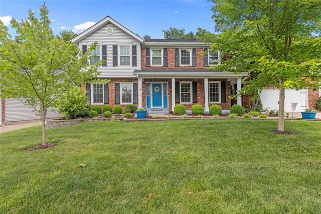 2932 Westborough Drive, Saint Charles, MO 63301 (#21050945) :: St. Louis Finest Homes Realty Group