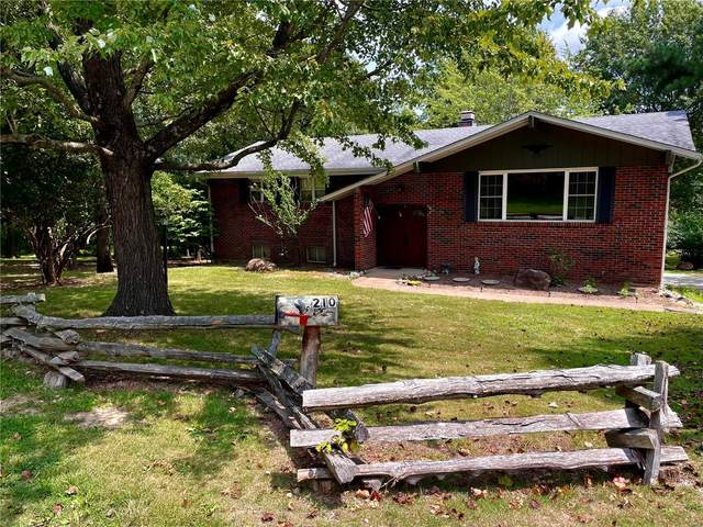 210 Circle Drive, Owensville, MO 65066 (#21052679) :: Friend Real Estate