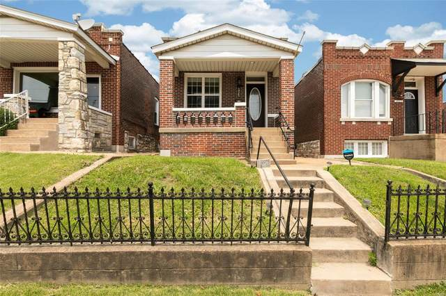 4925 Shaw Avenue, St Louis, MO 63110 (#21052838) :: Parson Realty Group