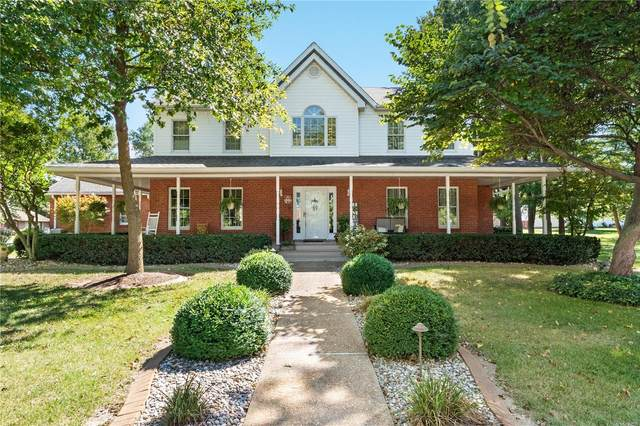 700 W 3rd Street, TRENTON, IL 62293 (#21053063) :: The Becky O'Neill Power Home Selling Team