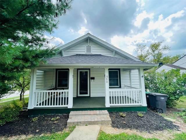 590 E College Street, Troy, MO 63379 (#21053813) :: Palmer House Realty LLC