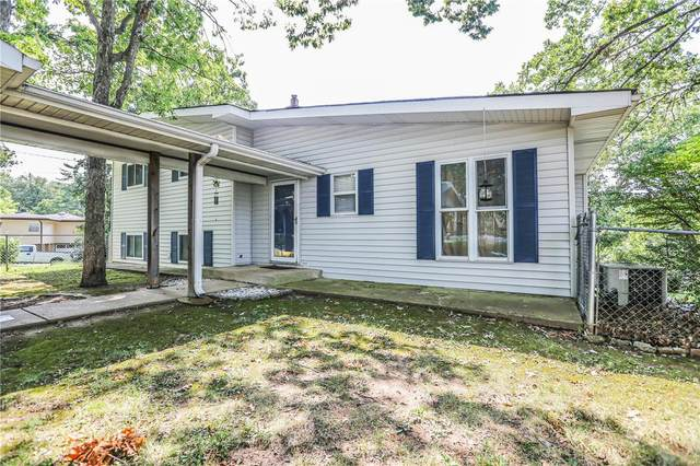 1801 Forest, High Ridge, MO 63049 (#21054919) :: Parson Realty Group