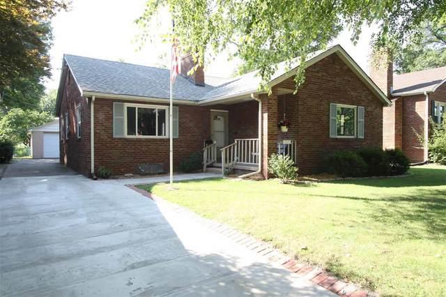 2620 Delmar Avenue, Granite City, IL 62040 (#21055442) :: Clarity Street Realty