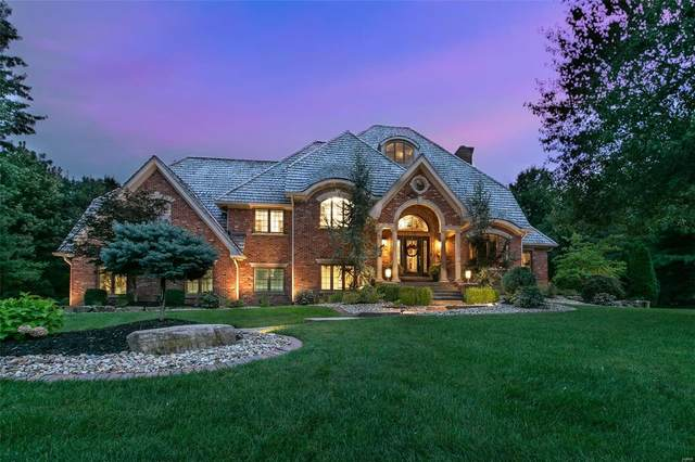 110 Friars Lane, Edwardsville, IL 62025 (#21055864) :: The Becky O'Neill Power Home Selling Team