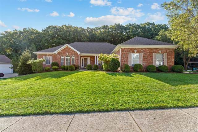 2116 Dartmouth Gate Court, Wildwood, MO 63011 (#21056944) :: Clarity Street Realty
