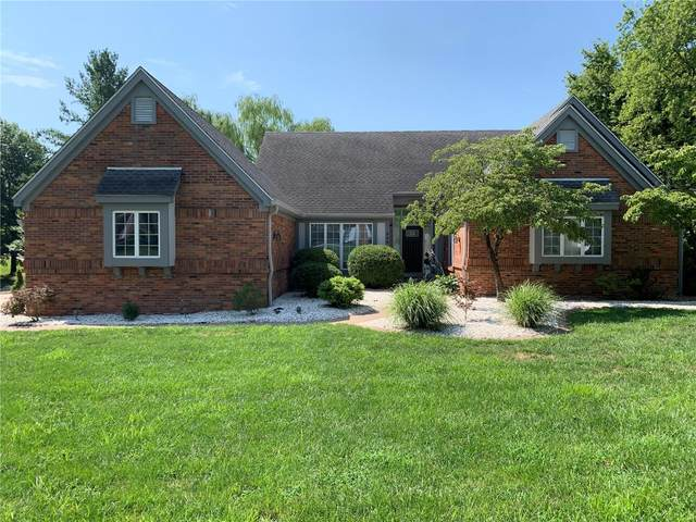 500 Oak Hill Drive, Belleville, IL 62223 (#21057676) :: The Becky O'Neill Power Home Selling Team