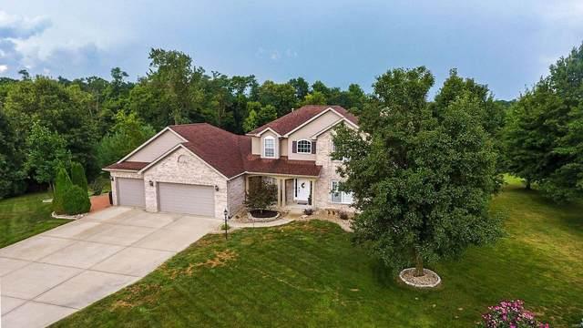 8418 Timber Ridge Drive, Edwardsville, IL 62025 (#21058016) :: Parson Realty Group