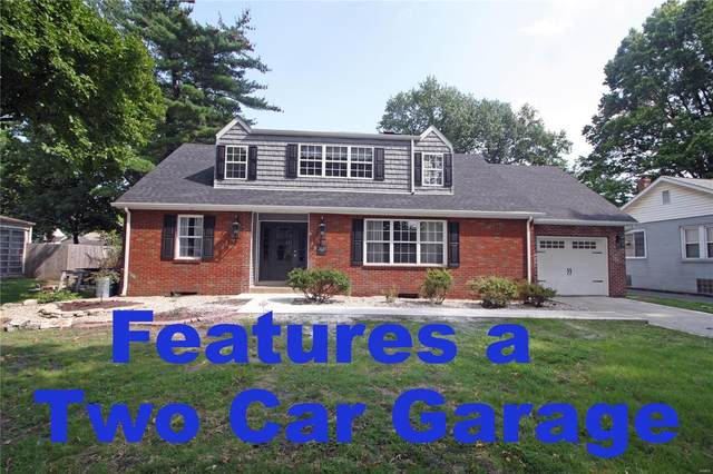 2620 Edison Avenue, Granite City, IL 62040 (#21058230) :: The Becky O'Neill Power Home Selling Team