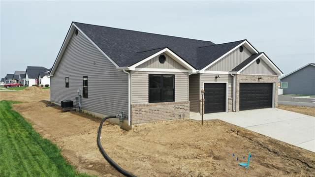 7049 Richmond, Glen Carbon, IL 62034 (#21062060) :: The Becky O'Neill Power Home Selling Team