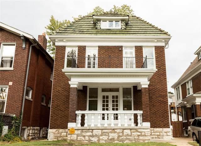 5857 Waterman, St Louis, MO 63112 (#21062245) :: Jeremy Schneider Real Estate