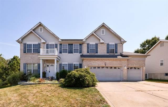14 Lexington Pass, O'Fallon, MO 63366 (#21062273) :: The Becky O'Neill Power Home Selling Team