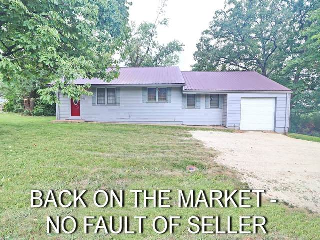 5452 Old State Route 21, Imperial, MO 63052 (#21062617) :: Parson Realty Group
