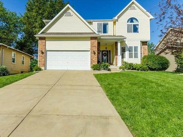 1137 Harwood Road, St Louis, MO 63131 (#21063791) :: Kelly Hager Group | TdD Premier Real Estate