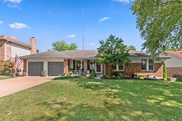 5414 Somerworth Ln, St Louis, MO 63119 (#21064044) :: Jenna Davis Homes LLC