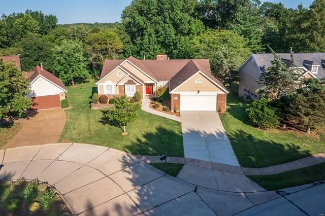 1575 Oakglen Drive, St Louis, MO 63026 (#21064336) :: Parson Realty Group