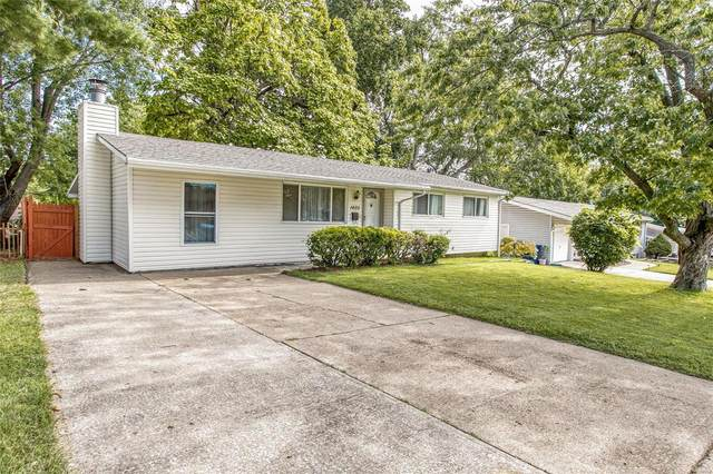 1405 Tahoe Drive, Florissant, MO 63031 (#21064784) :: Parson Realty Group