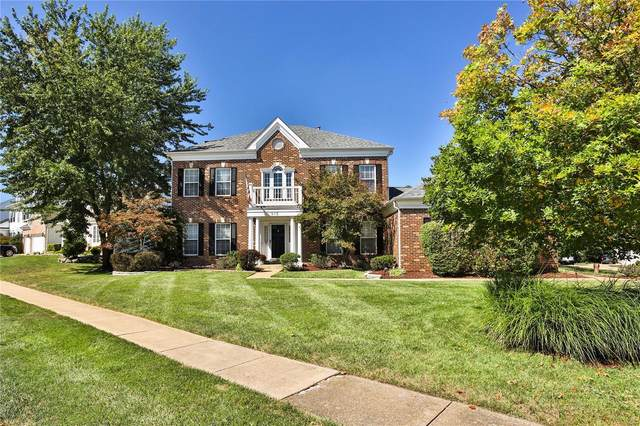 915 Eaglesridge Court, Wildwood, MO 63021 (#21065888) :: The Becky O'Neill Power Home Selling Team