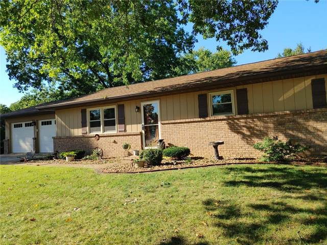 928 Wheatridge Drive, Troy, IL 62294 (#21066176) :: St. Louis Finest Homes Realty Group