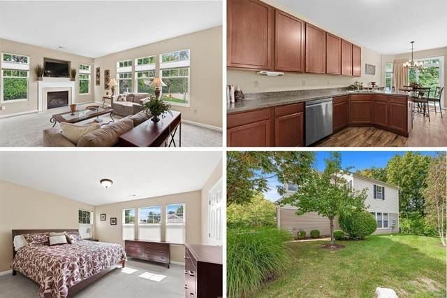 600 Kingston Terrace Court, Saint Charles, MO 63301 (#21066331) :: Delhougne Realty Group