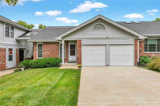 4408 Stone Wood Court, St Louis, MO 63128 (#21068188) :: Clarity Street Realty