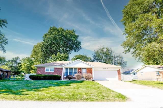 895 Frontenac Street, Cahokia, IL 62206 (#21071860) :: Fusion Realty, LLC