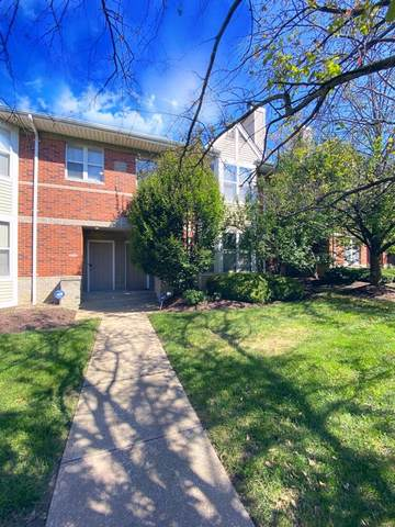 4121 Westminster Place #18, St Louis, MO 63108 (#21071870) :: Matt Smith Real Estate Group